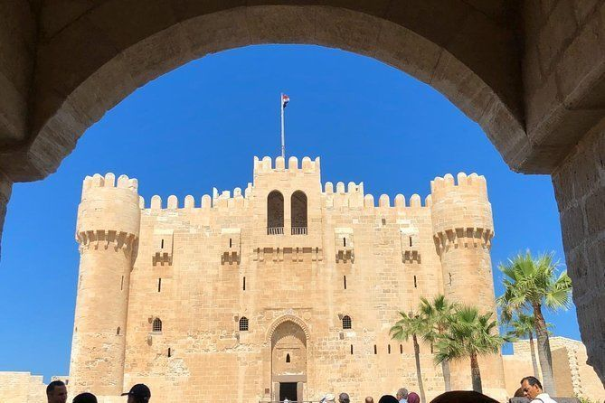 Private Day Tour to Alamein and Alexandria