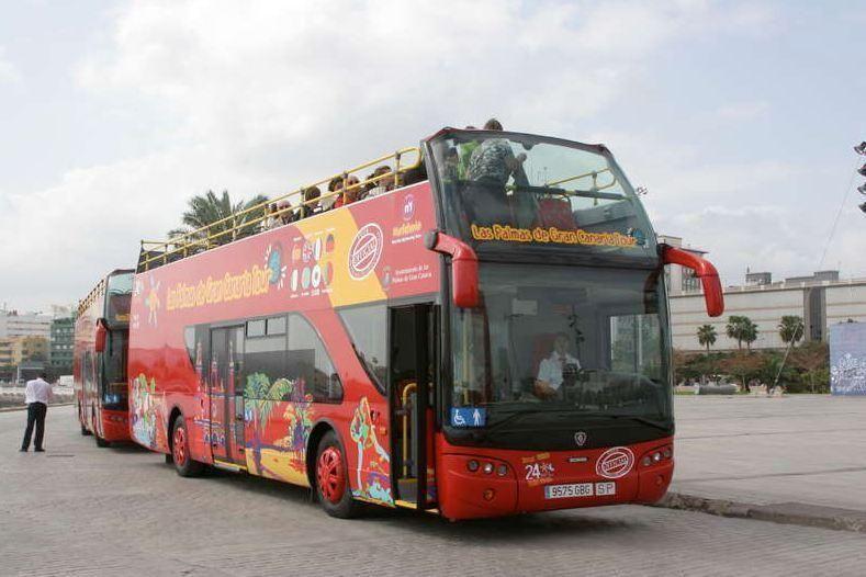 Las Palmas de Gran Canaria Hop-on/Hop-off City Tour – 24h
