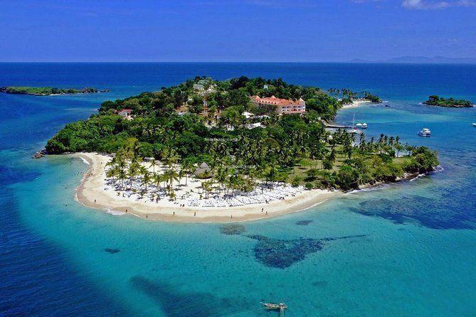 Cayo Levantado the Bacardi Island Full Day Tour