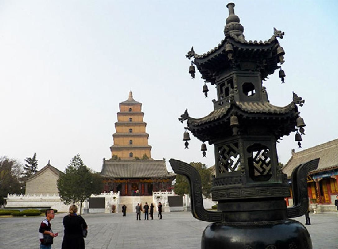 Full Day Private Tour of Xi'an City with Lunch