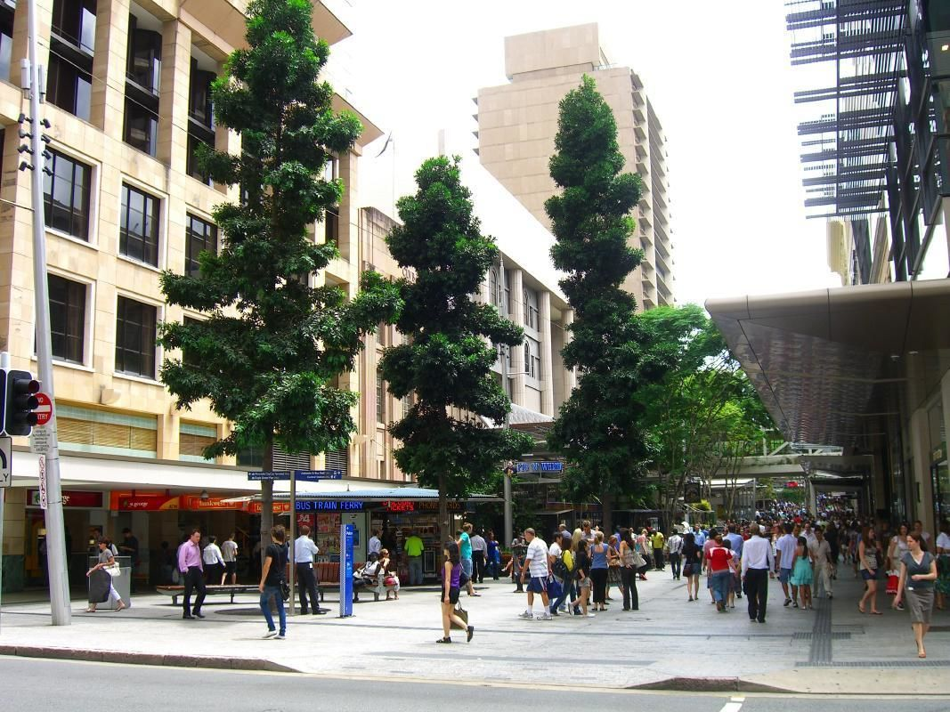 Grand Brisbane Full Day Tour from Gold Coast