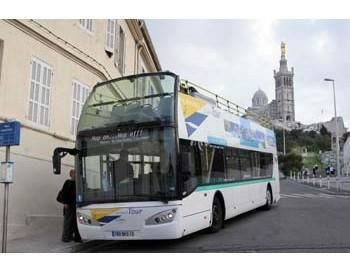 1 Day Pass Marseille City Tour