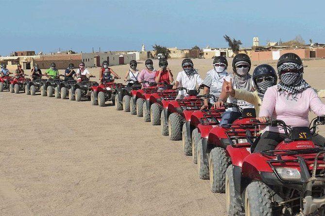 Desert Super Safari Excursions by Jeep from Portghalib