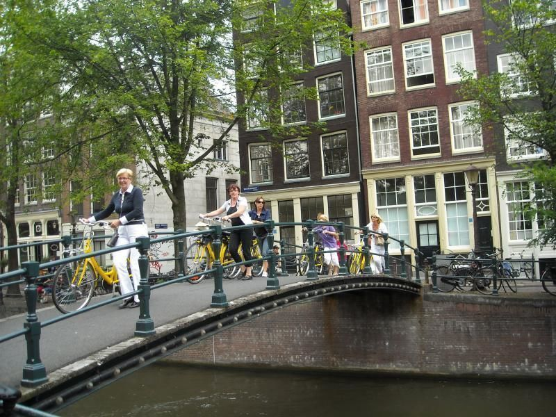 Cycling tour Amsterdam - The highlights