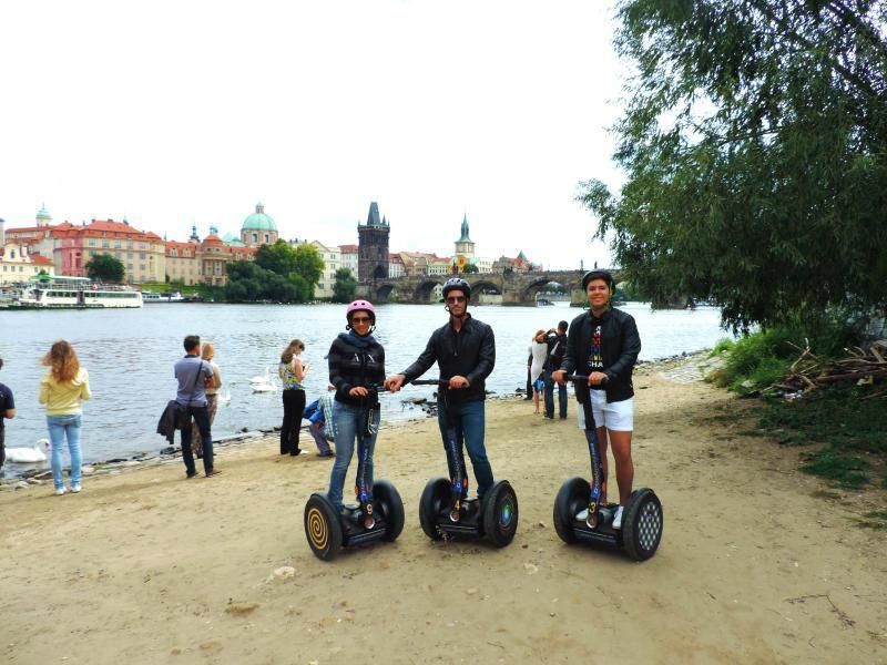 Prague Highlights - Two-hour Segway Tour