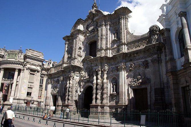 Skip the Line: La Compañia Church Admission Ticket