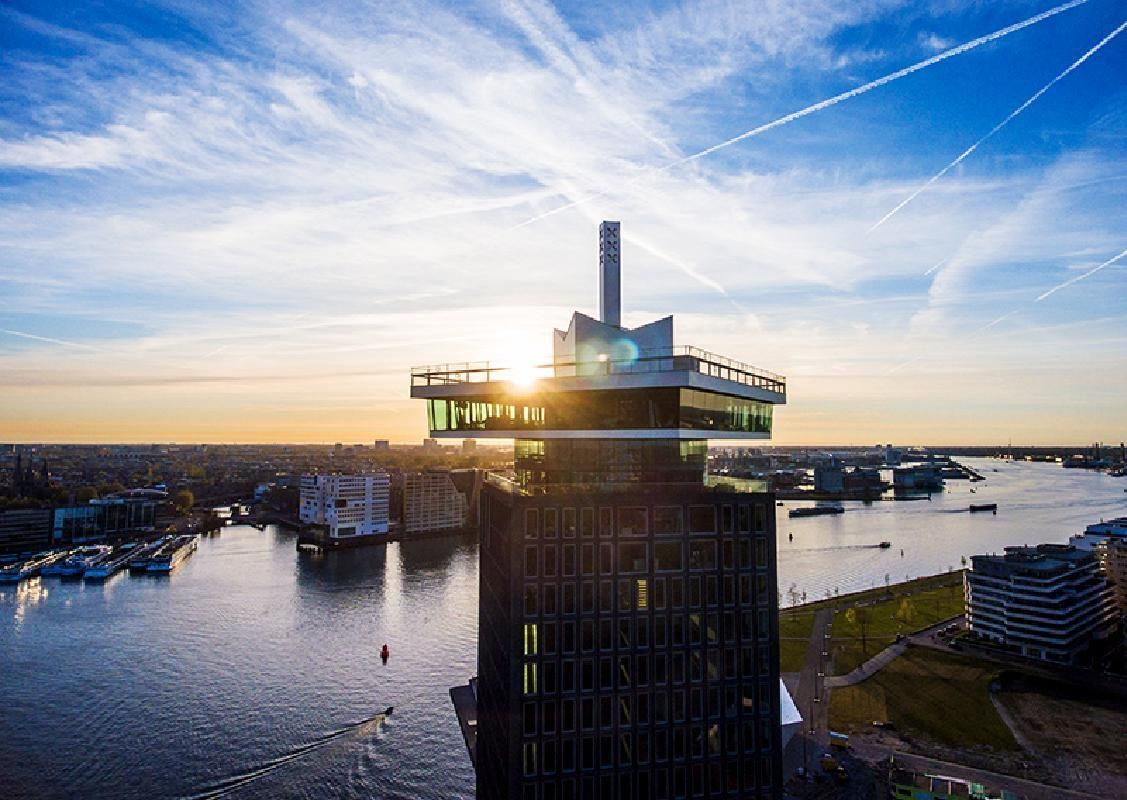 Amsterdam A'dam Lookout Observatory Deck Entry Tickets