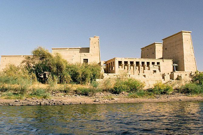 Private Day Tour to Aswan Highlights and Nubian Village from Luxor by Train