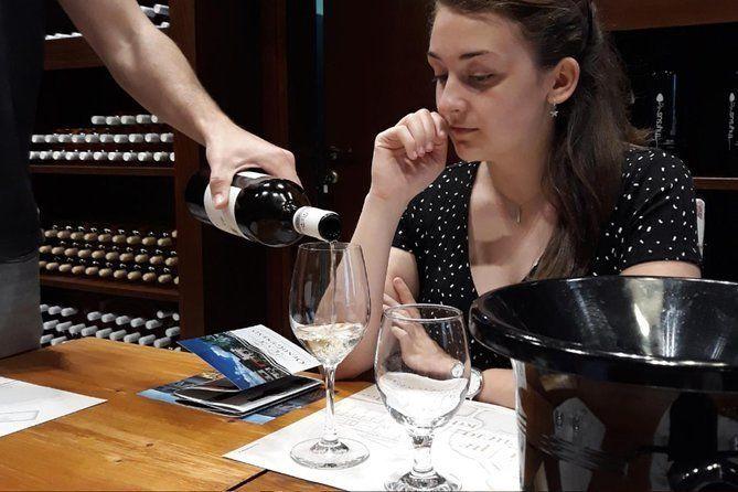 Wine Tasting Tour Drama