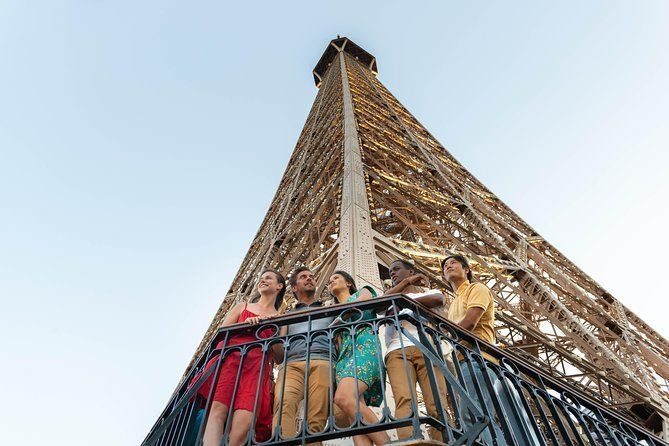 Eiffel Tower with Optional Summit Access, Seine River Cruise and Paris City Tour