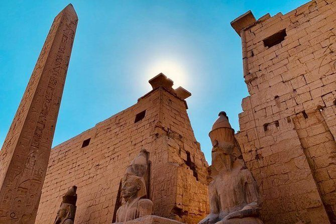 Luxor & Valley of Kings Full Day Private Tour From Hurghada
