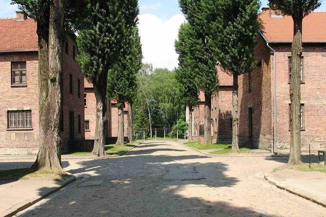 Full-Day Auschwitz-Birkenau and Oskar Schindler Factory Tour from Krakow