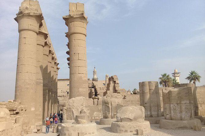 Luxor day trip mini from Hurghada, private tour