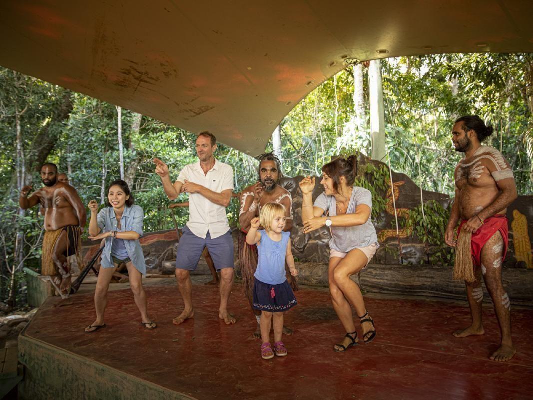 Kuranda Rainforest Full Day Tour with Australian Butterfly Sanctuary Visit