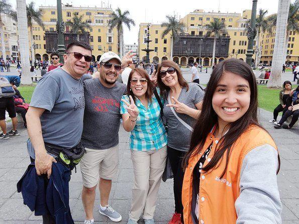 Pachacamac, LIMA CITY TOUR, Magic Water Show and Dinner Show