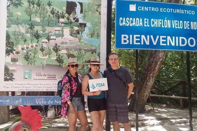 El Chiflón Lakes and Waterfalls Tour from Tuxtla Gutiérrez