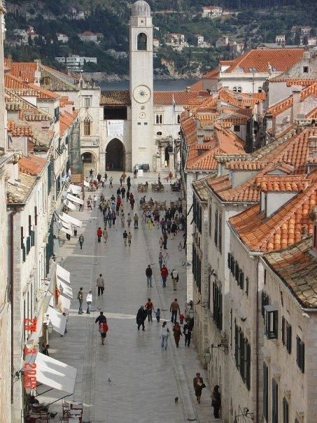 Child friendly city tour of Dubrovnik including transportation