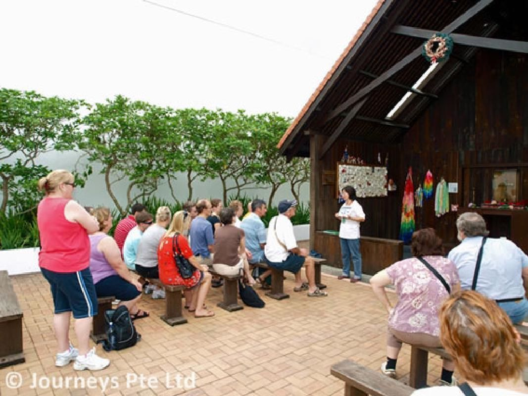 Singapore Changi and World War II Sites Guided Tour