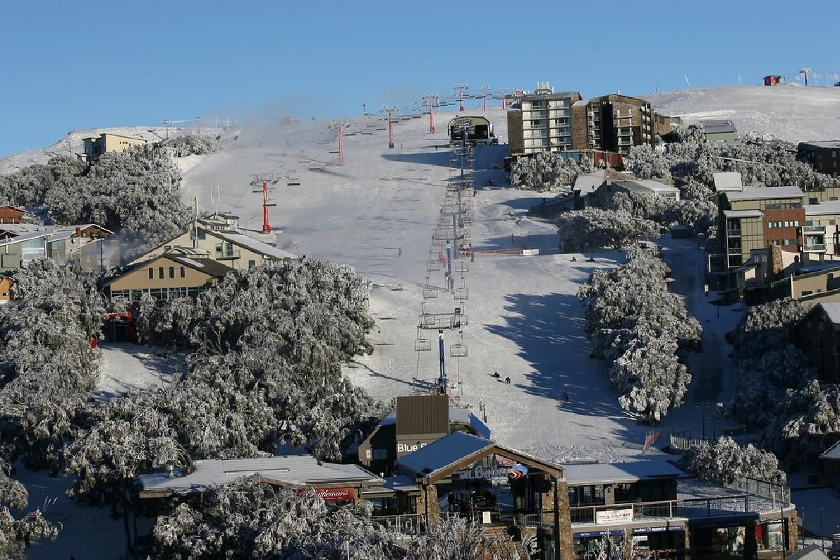 Mount Buller Snow Day Tour from Melbourne