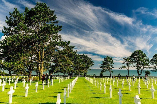 Normandy American D-Day Beaches Full Day Tour from Bayeux