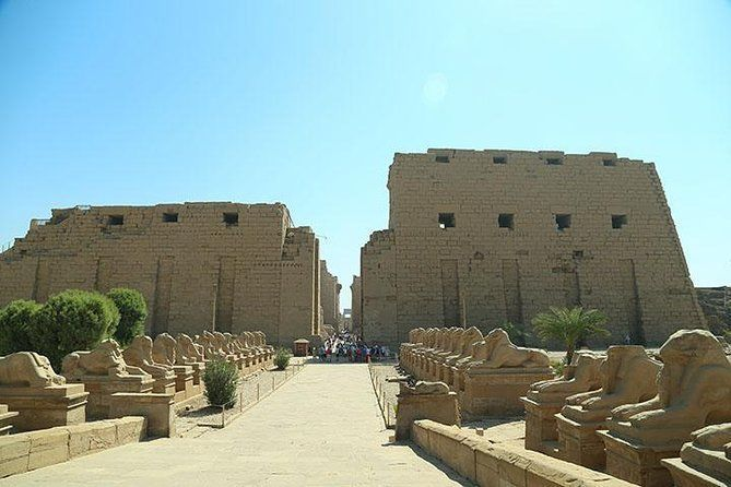 Full-Day Small-Group Shore Excursion from Safaga Port to Luxor