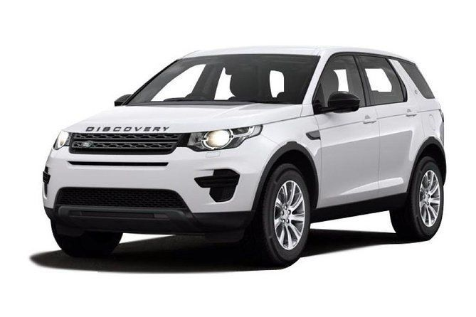 KOBE by Land Rover Discovery Sport 2018 Customize Your Itinerary