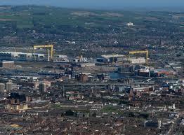 Belfast Northern Ireland 8-Hours-Tour: Minibus Departure from Dublin