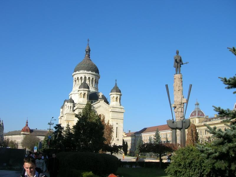 Private guided tour Cluj-Napoca