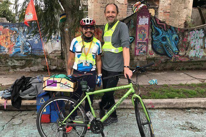 Quito Cultural Bike Tour (1 Person PRIVATE)