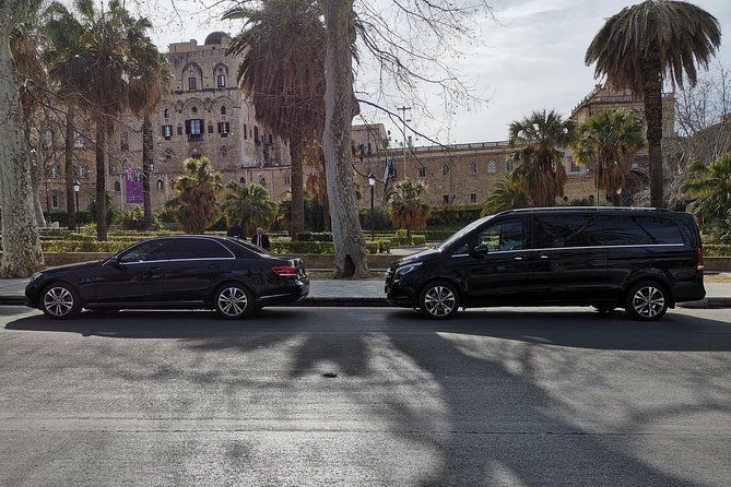 Private Transfer from Palermo Airport to Agrigento