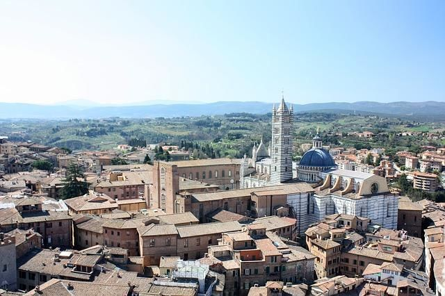 Siena Walking Tour and Ice Creme cooking class