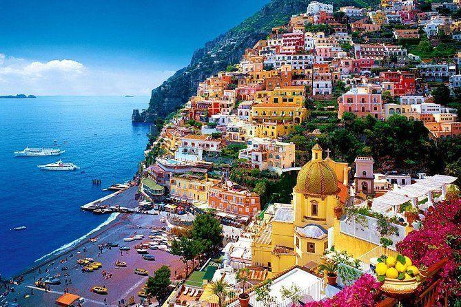 From Sorrento: Amalfi Coast Select Tour