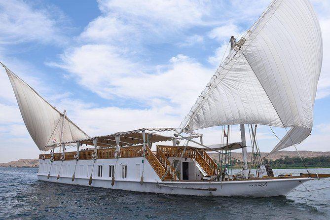 Luxury Dahabya Nile Cruise Between Luxor And Aswan for 8 nights 9 days
