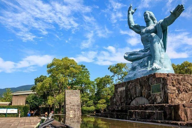 Nagasaki Half-Day Private Tour with Nationally-Licensed Guide