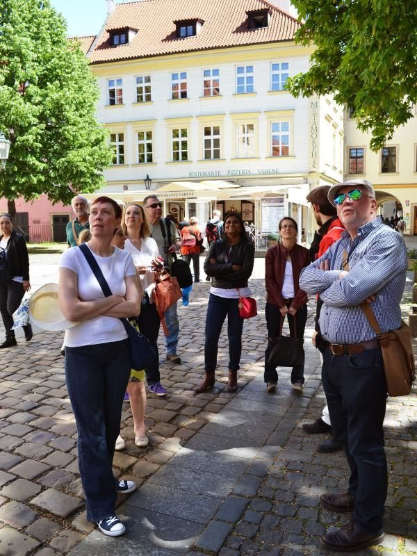Prague: Private All Inclusive City Tour & Boat Trip to the Vltava River