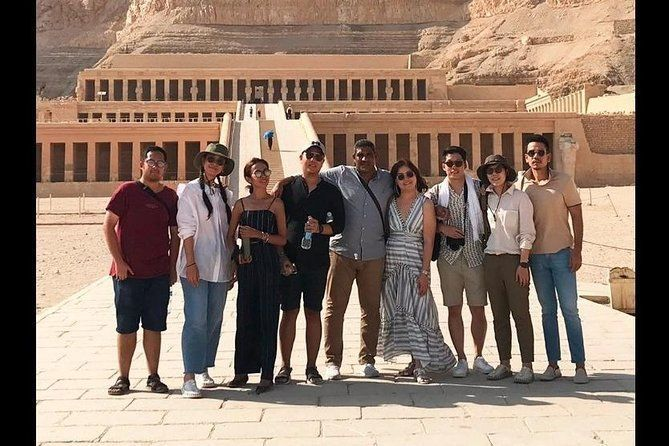 Luxor's East & West Bank Highlights Tour