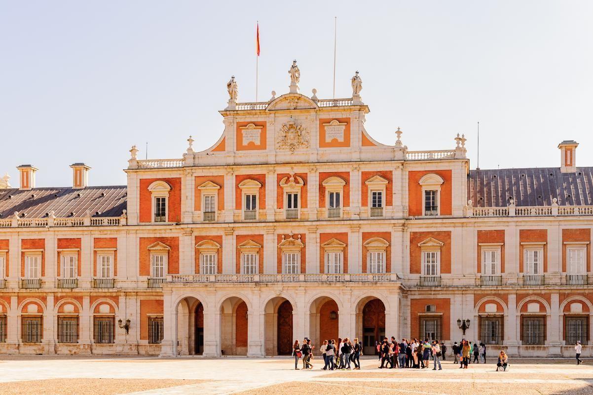 Aranjuez Royal Palace Half-Day Tour from Madrid