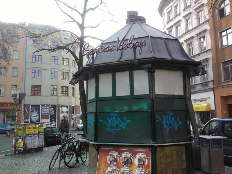 "BBT - ""Wild Kreuzberg"" Walking Tour - private"