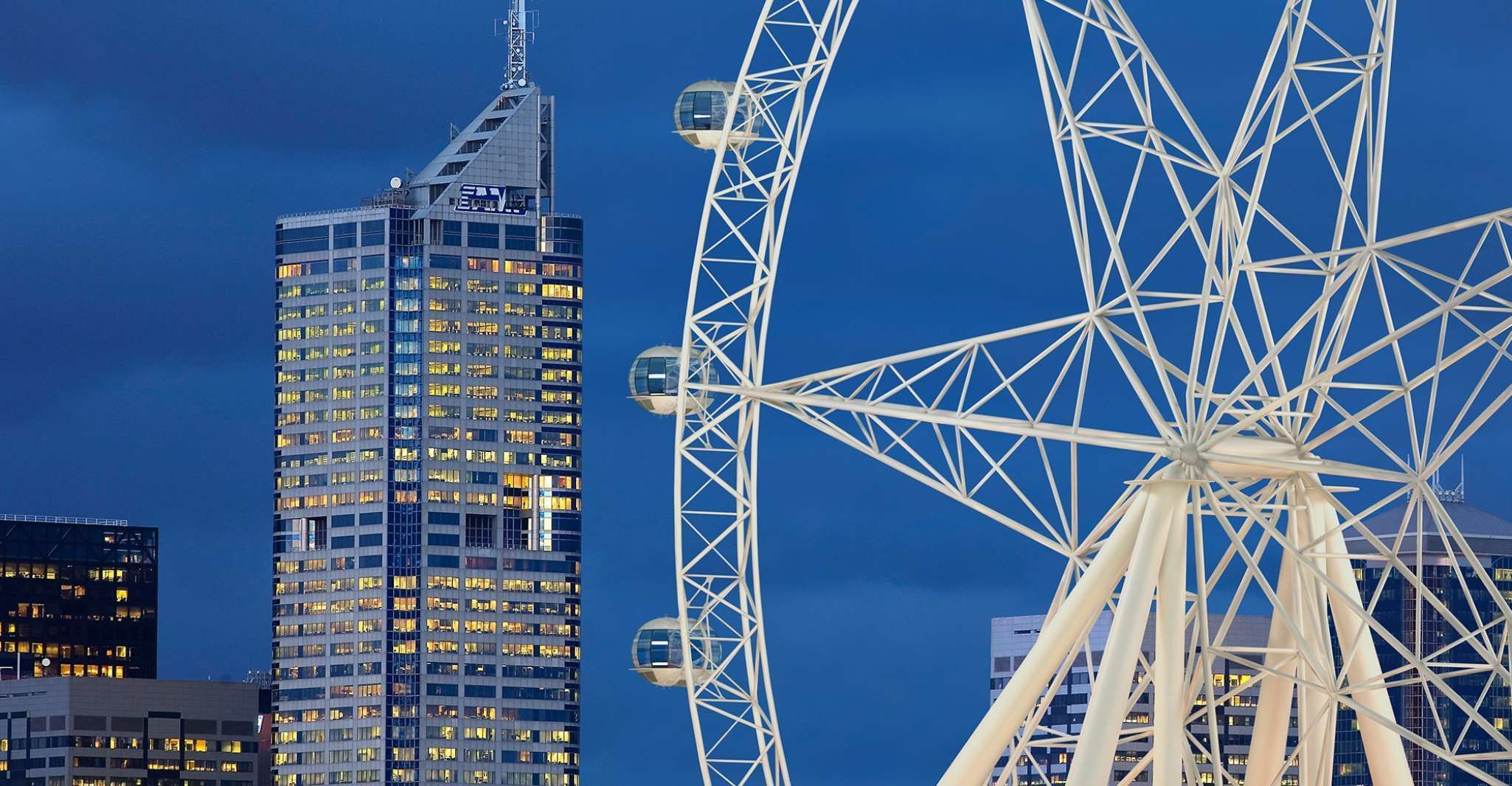 iVenture Melbourne Flexi Attractions Pass: 3, 5 or 7 Tickets