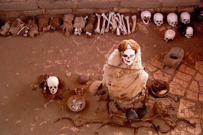 Half-Day Chauchilla Cemetery Tour from Nazca