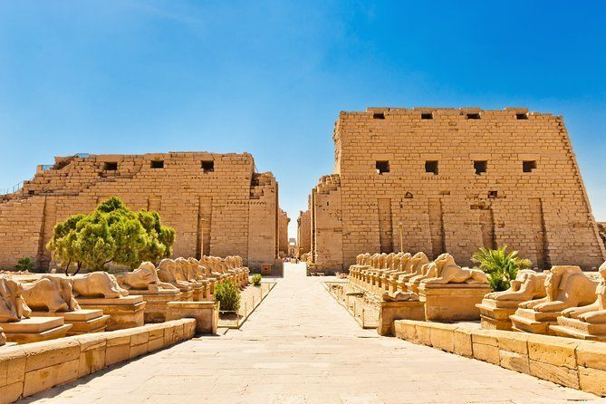 Luxor Two Days Tour From El Gouna