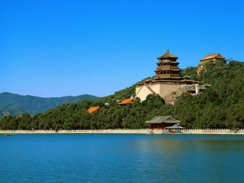 Day trip from Beijing to the Great Wall of China and the Summer Palace