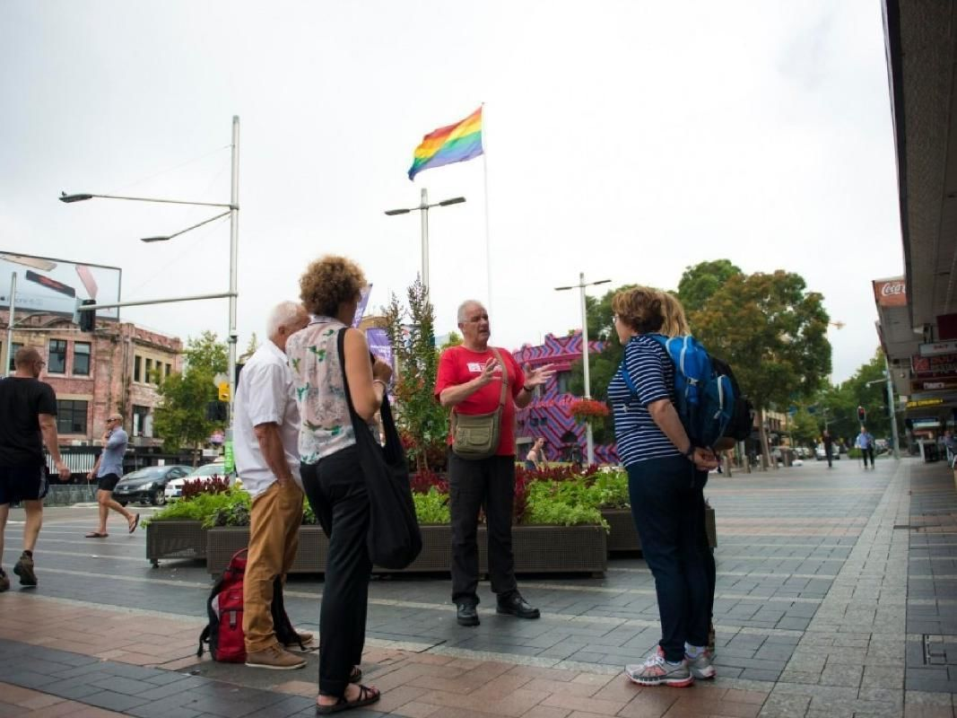 Guided Walking Tour of Sydney's LGBT History and Hangouts