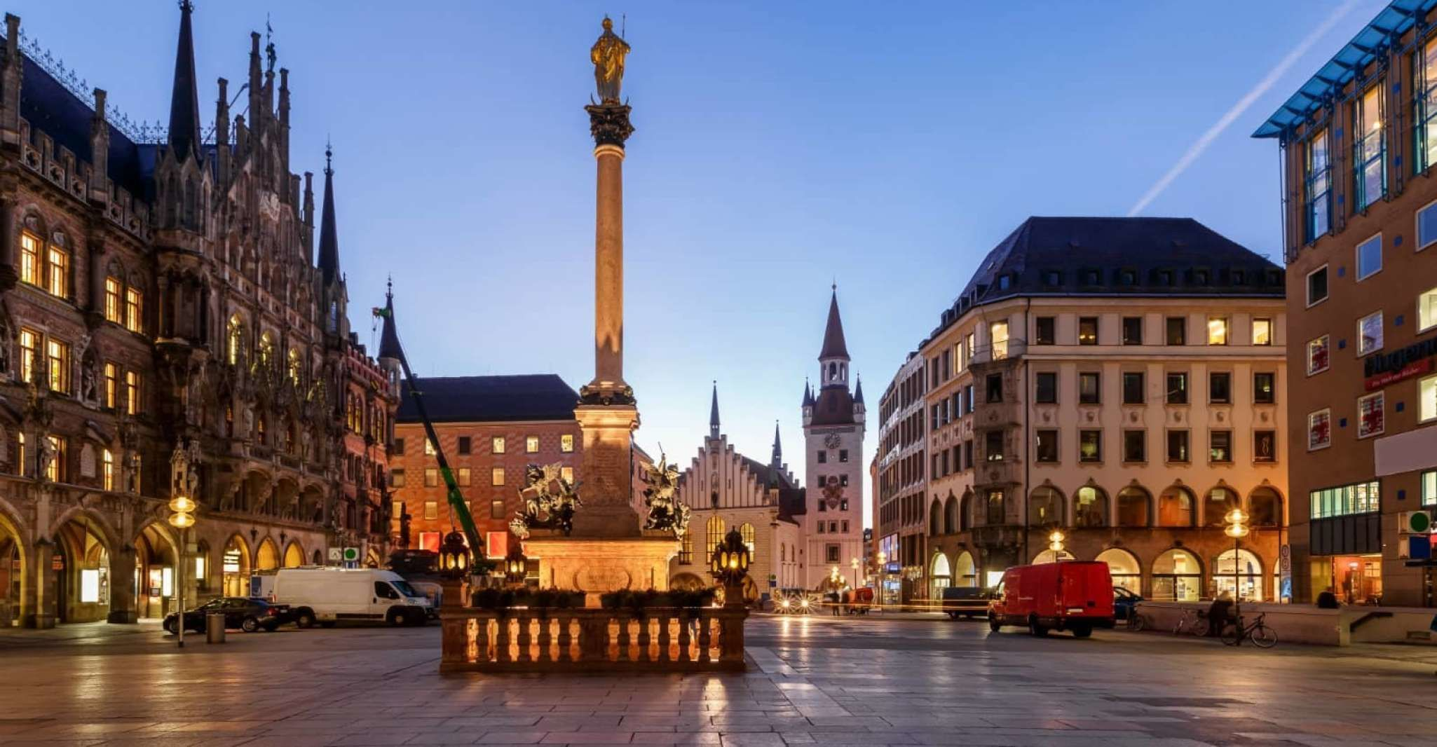 Munich: Haunted City Exploration Game and Tour
