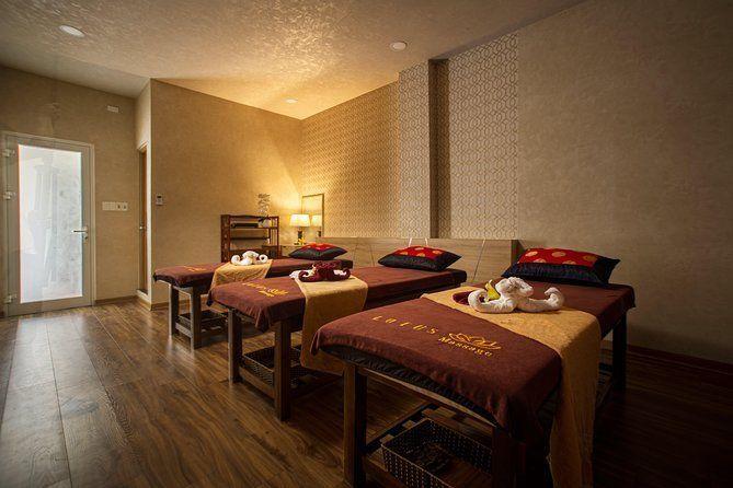 Hands Body Massage 60 mins with Lavender / Bergamot / Coconut Oils