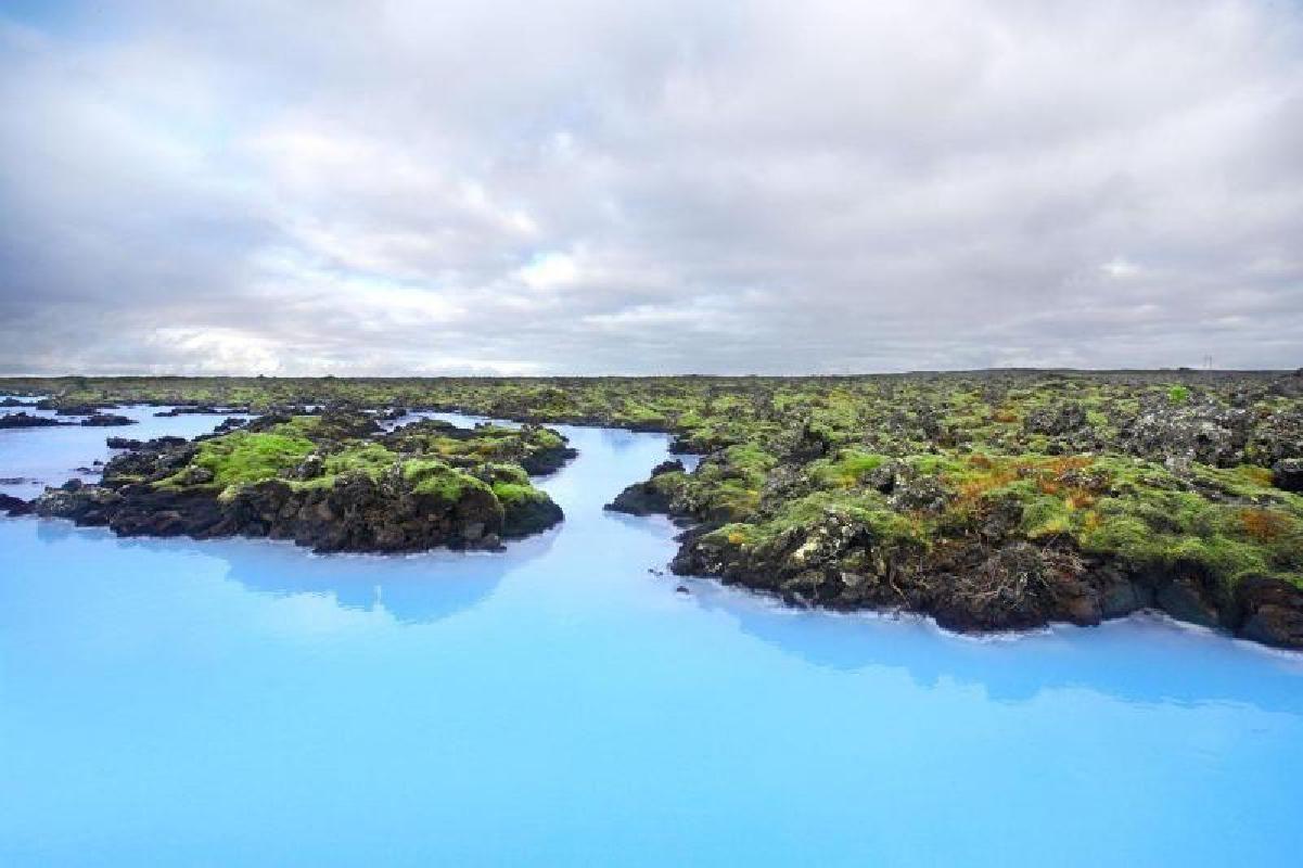 Reykjanes Peninsula ATV 1-Hour Ride with Blue Lagoon Admission Ticket