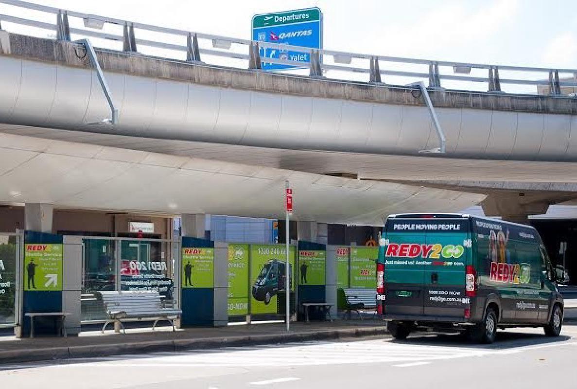 Sydney Airport (SYD) Shared Hotel Transfers via Shuttle