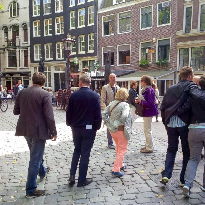 Amsterdam Red Light District Crime Tour