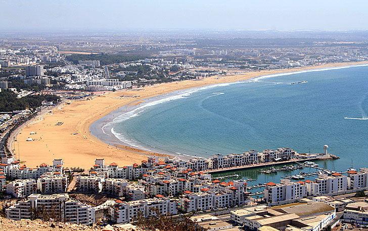 Agadir City Discovery Half-Day Trip
