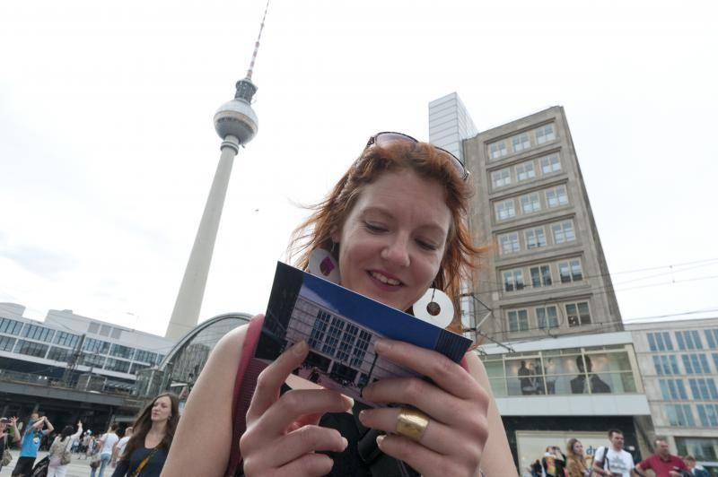 Scavenger Hunt through Berlin - city centre trail